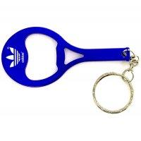 Personalized Tennis Racket Shape Bottle Opener Keychains
