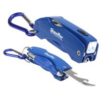 Personalized the Everything Tool Keychains  - Blue