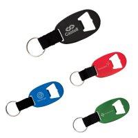 Promotional Oakvale Bottle Opener Keyring Keychains