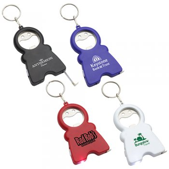 Promotional Tag Along Multi Tool Keychains