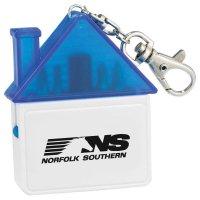 Custom Printed Sweet Home Tool Keychains