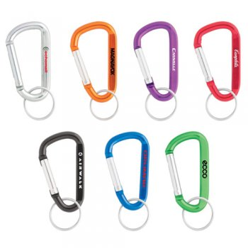 3.125 Inch Custom Carabiner Metal Keychains