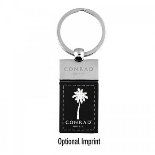 Custom Imprinted Hanford Metal Keychains