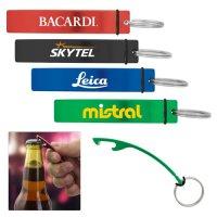 Custom Lager Bottle Opener Metal Keychains