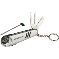 Promotional Golf 7-in-1 Tool Keyholders