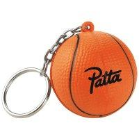 Custom Printed Slamdunk Basketball Shaped Keychains