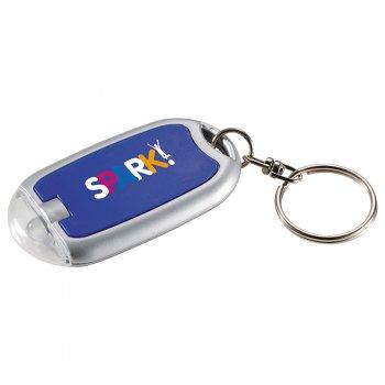 Customized Mini LED Keychains