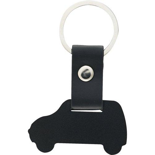 Personalized Car Keychains - Black - Novelty Keychains 075731db83ca