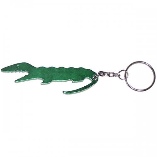 Alligator Shape Bottle Opener Animal Keychains