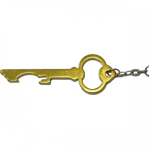 Customized Key Shape Bottle Opener KeychainsCustomized Key Shape Bottle Opener Keychains