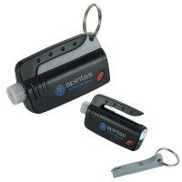 Custom Printed Key to Safety Rescue Keychains