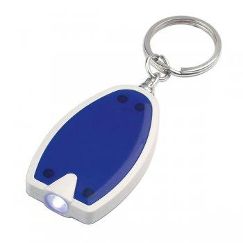 Personalized LED Keychains - Blue
