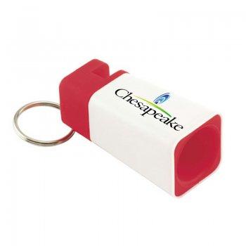Custom Printed Phone Amplifier Keychains