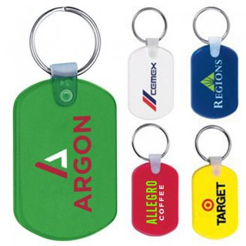 Custom Keychains Imprintable with Promotional Logo