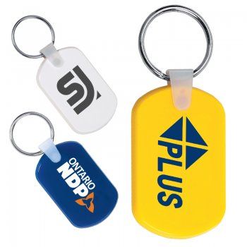 Custom  Keychains- Handouts that Grab Easy Attention